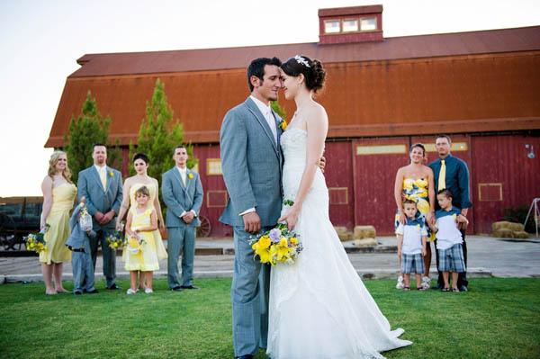 matrimonio giallo rustico-22