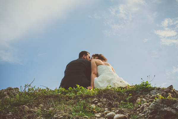 Matrimonio In Toscana Sul Mare : Matrimonio sul mare con girasoli