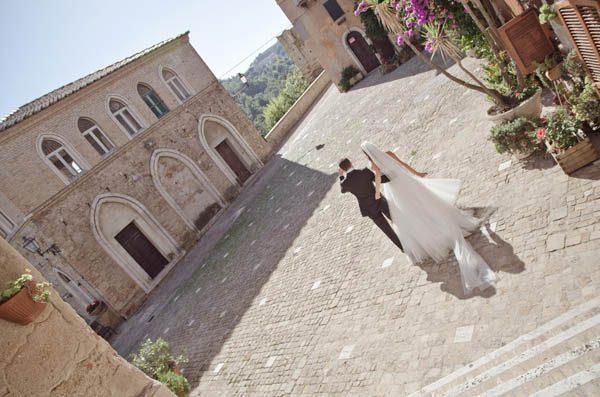 Un matrimonio in bianco a Fermo: Palio e Bigo