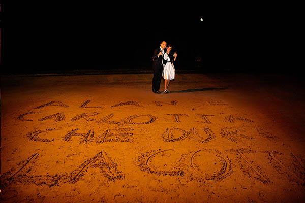 matrimonio sulla spiaggia - anni luce-24