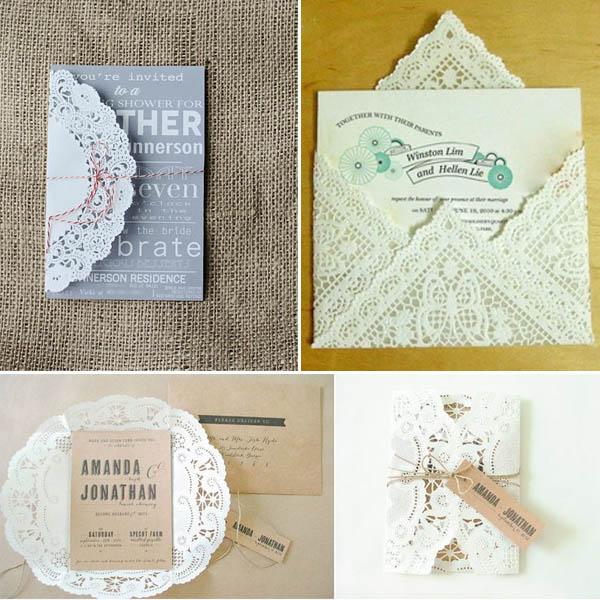Partecipazioni Matrimonio Country Chic Fai Da Te : Partecipazioni di nozze sette idee per personalizzarle