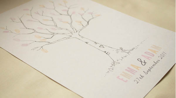 guestbook stampabile