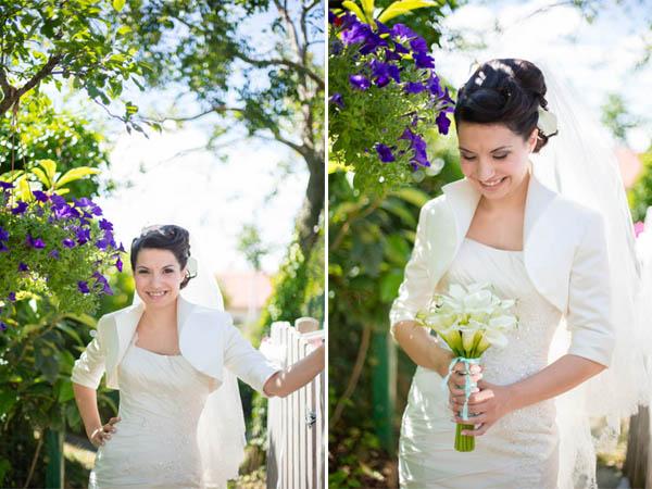 Matrimonio Colore Azzurro Tiffany : Un matrimonio con calle e dettagli azzurro tiffany