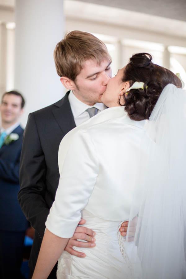 Matrimonio Azzurro Quotes : Un matrimonio con calle e dettagli azzurro tiffany