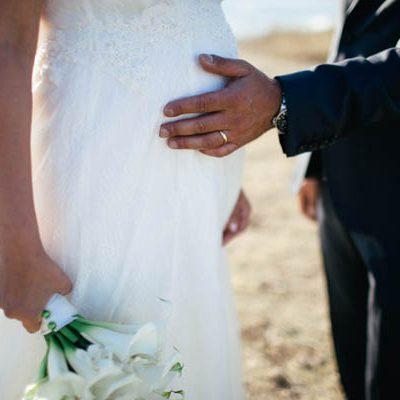 Una sposa in dolce attesa e un matrimonio organizzato in un mese: Sonia e Daniele