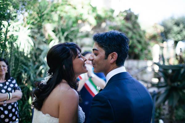 Una sposa in dolce attesa e un matrimonio organizzato in un mese: Sonia e Dan...