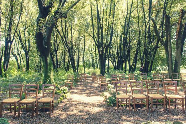 Matrimonio In Bosco : Un matrimonio rustico e handmade agnese nicola