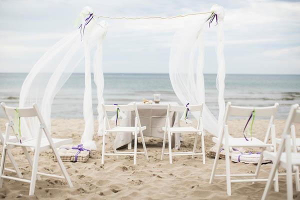 Foto Matrimonio Spiaggia : Idee per la cerimonia all aperto