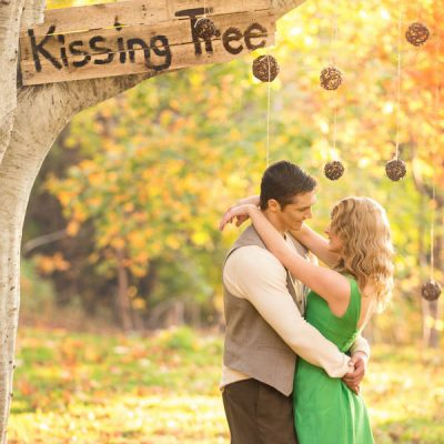 {Inspiration shoot} L'amore cresce, tra vintage e rustic chic