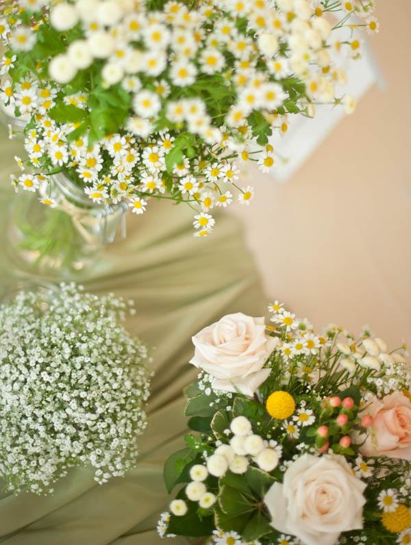 Centrotavola Matrimonio Country Chic : Un matrimonio country e handmade
