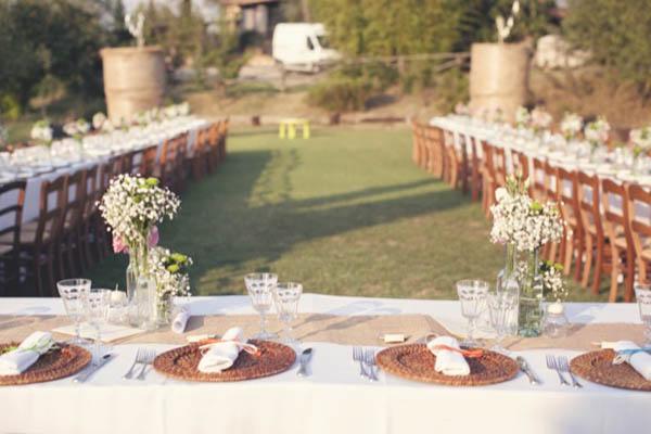 Matrimonio Country Chic Settembre : Un matrimonio country chic martina e gabriele wedding