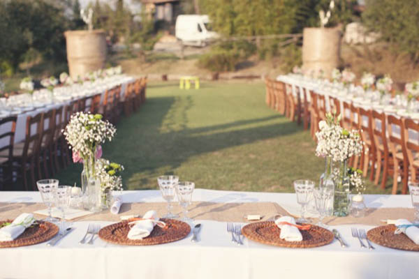 Allestimenti Matrimonio Country Chic : Un matrimonio country chic martina e gabriele wedding