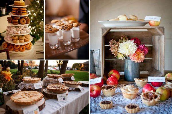 Cinque motivi per sposarsi in autunno o in inverno