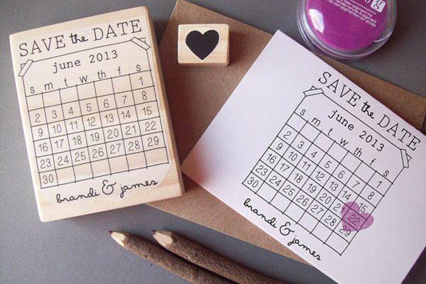 {DIY} 10 Save the date fai da te