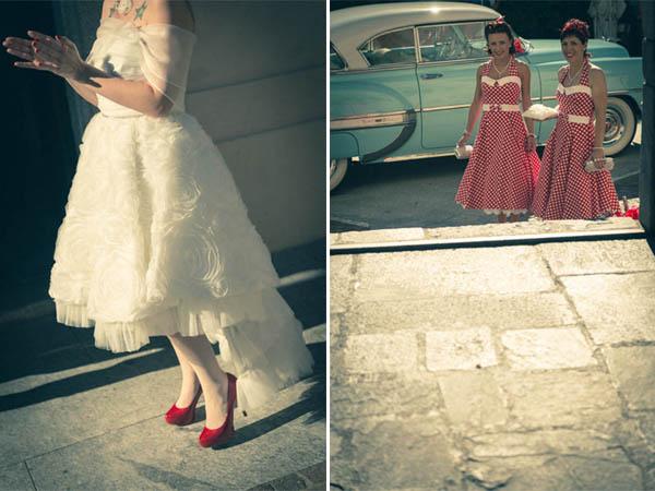 Matrimonio Tema Vintage : Un matrimonio a tema circo anni laura e giampi