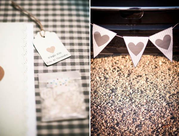 Matrimonio Country Chic Emilia Romagna : Un matrimonio country e handmade