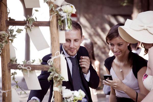 Tableau Matrimonio Country Chic : Un matrimonio country a km paola e filippo wedding