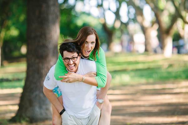 Una proposta di matrimonio a Roma: Danielle e Grayson