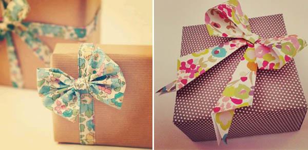 confezioni regalo fiocco