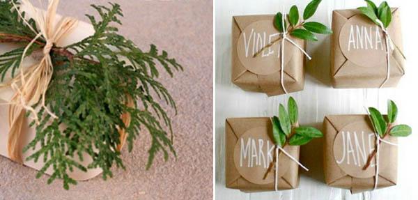 confezioni regalo green