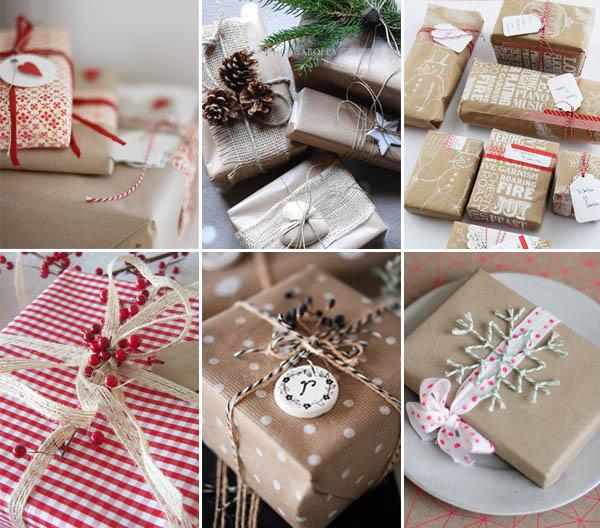 Idee Confezioni Regalo Natale.Dieci Idee Per Confezioni Regalo