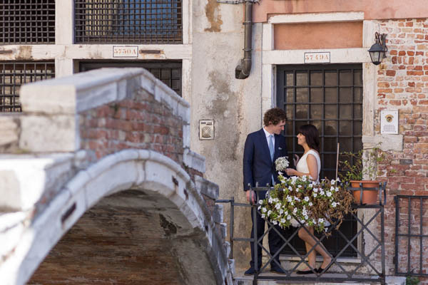 Wedding in Venice, Palazzo Cavalli