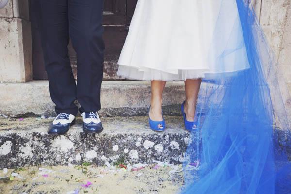 Un matrimonio anni '50 a L'Aquila: Marianna e Massimo