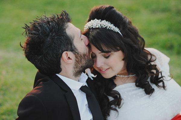 50's 60's italian wedding