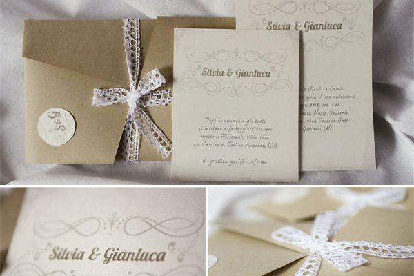 Partecipazioni di nozze a tema con Intodesign