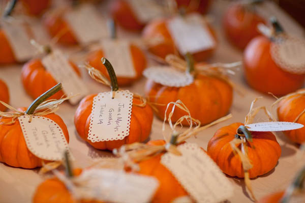 Matrimonio Tema Autunno : Zucche per un matrimonio in autunno wedding wonderland