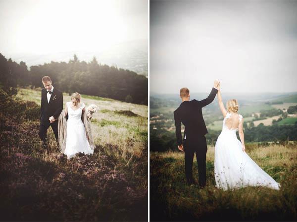 matrimonio campagna inglese