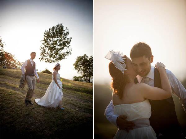 Matrimonio Con Azzurro : Matrimonio azzurro con libri e ortensie