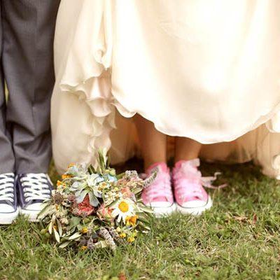 Un matrimonio country e colorato: Claudia e Giacomo