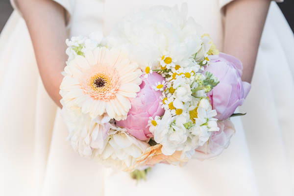 Un matrimonio estivo in colori pastello: Valentina e Marco