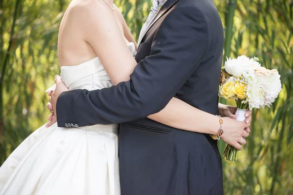 pastel summer wedding