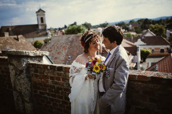 Matrimonio Con Tema Girasoli : Matrimonio ungherese con gatti e girasoli