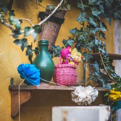 Gatti e girasoli per un matrimonio ungherese: Zita e Luca