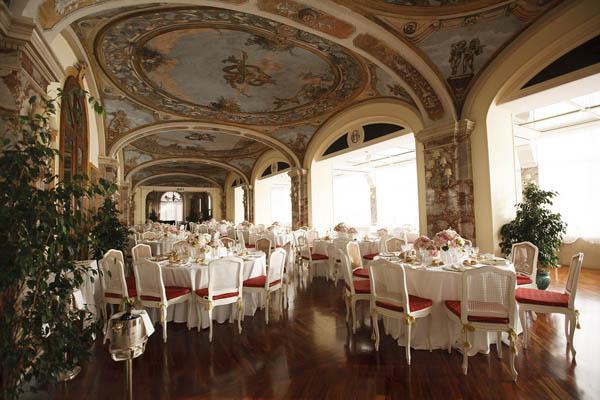 Matrimonio shabby vintage sorrento 17 for Cornici piccole bianche