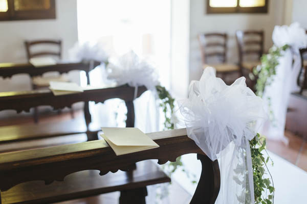 15 Idee Per Allestire La Cerimonia In Chiesa Wedding