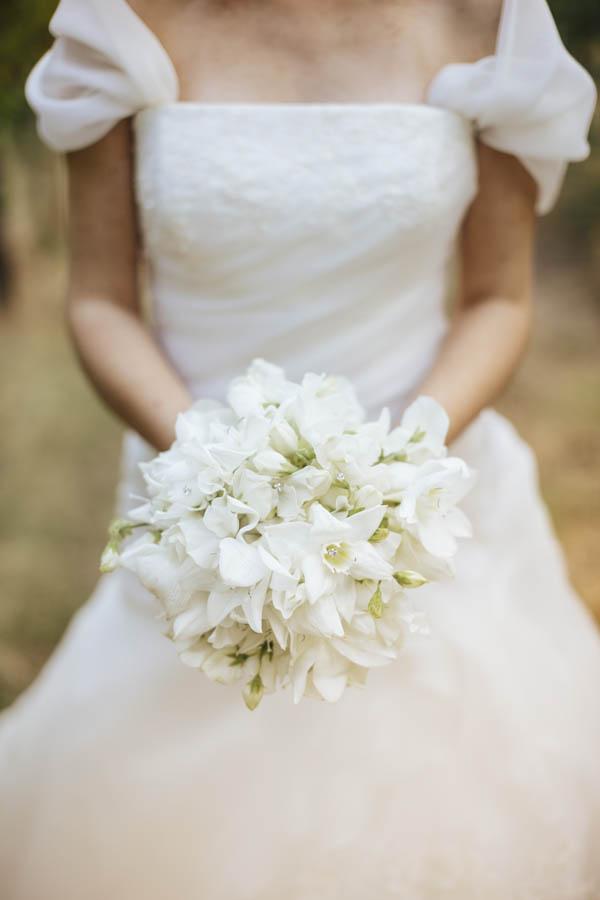 Decorazioni Matrimonio Blu E Bianco : Un matrimonio bianco e blu nella ...