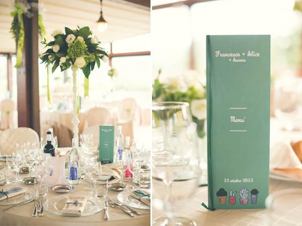 Matrimonio Tema Ecologico : Un matrimonio green in stop motion alice e francesco