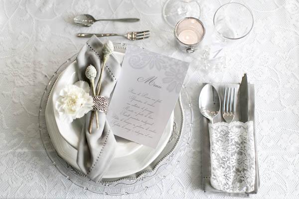 Matrimonio Tema Cristalli : Inspiration shoot matrimonio invernale in bianco e