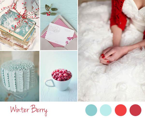 Matrimonio In Rosso : Inspiration board matrimonio invernale in rosso e