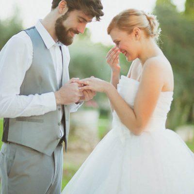 {Inspiration shoot} Un matrimonio italoamericano in Puglia
