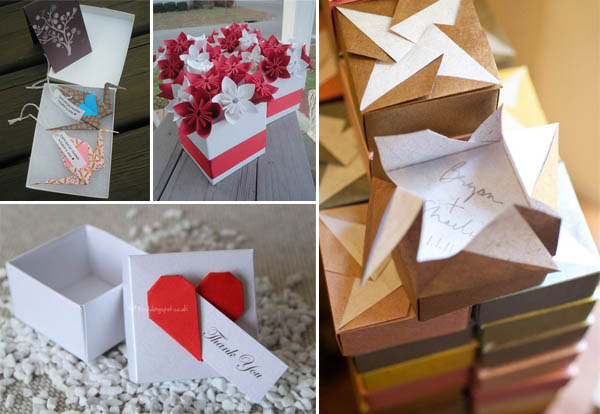 Matrimonio Tema Origami : Matrimonio a tema origami