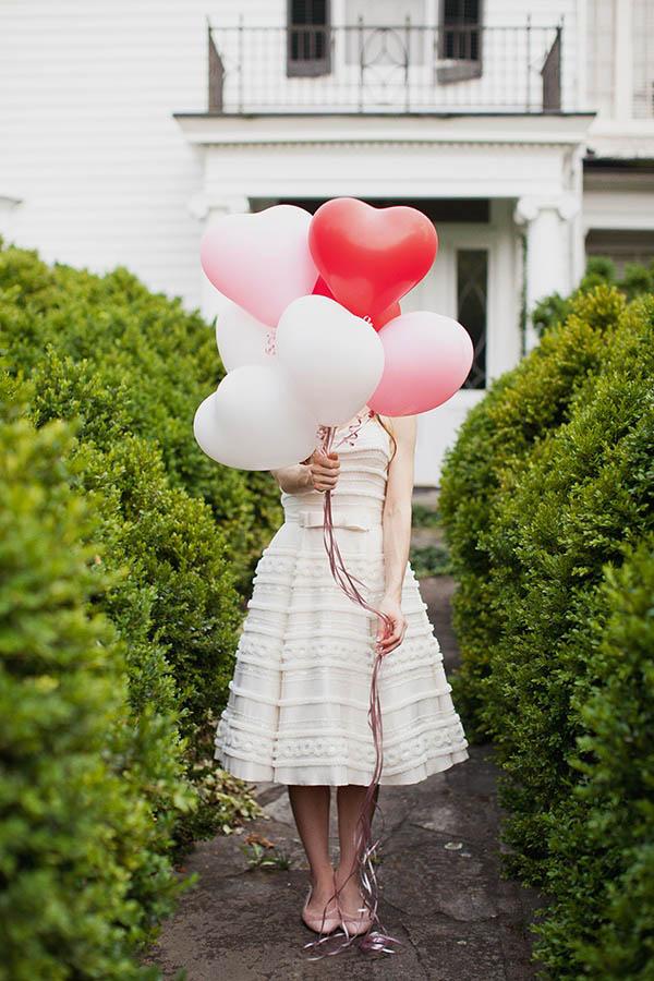 palloncini a cuore