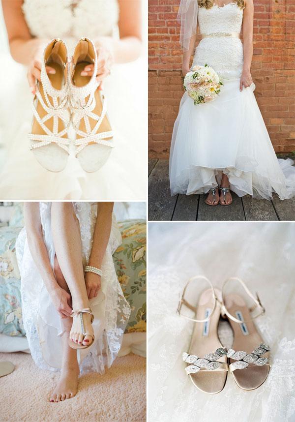 spose in sandali