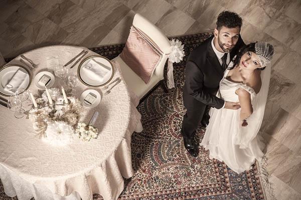 Les année folles – Matrimonio in stile anni '20