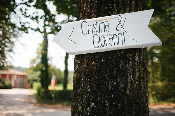 Organizzare Un Matrimonio Country Chic : Un matrimonio country chic nei colli del prosecco