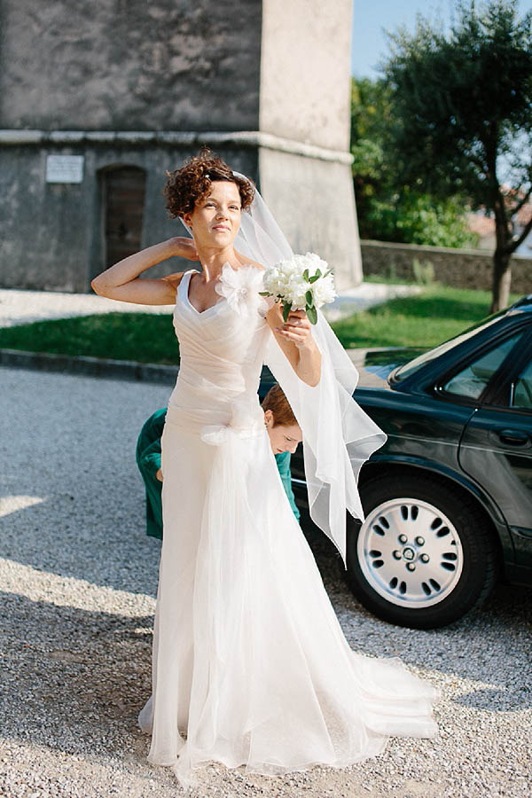 Abiti Invitati Matrimonio Country Chic : Un matrimonio country chic nei colli del prosecco